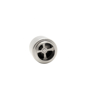 Sanitary Thread Spring Type Non Return Check Valve