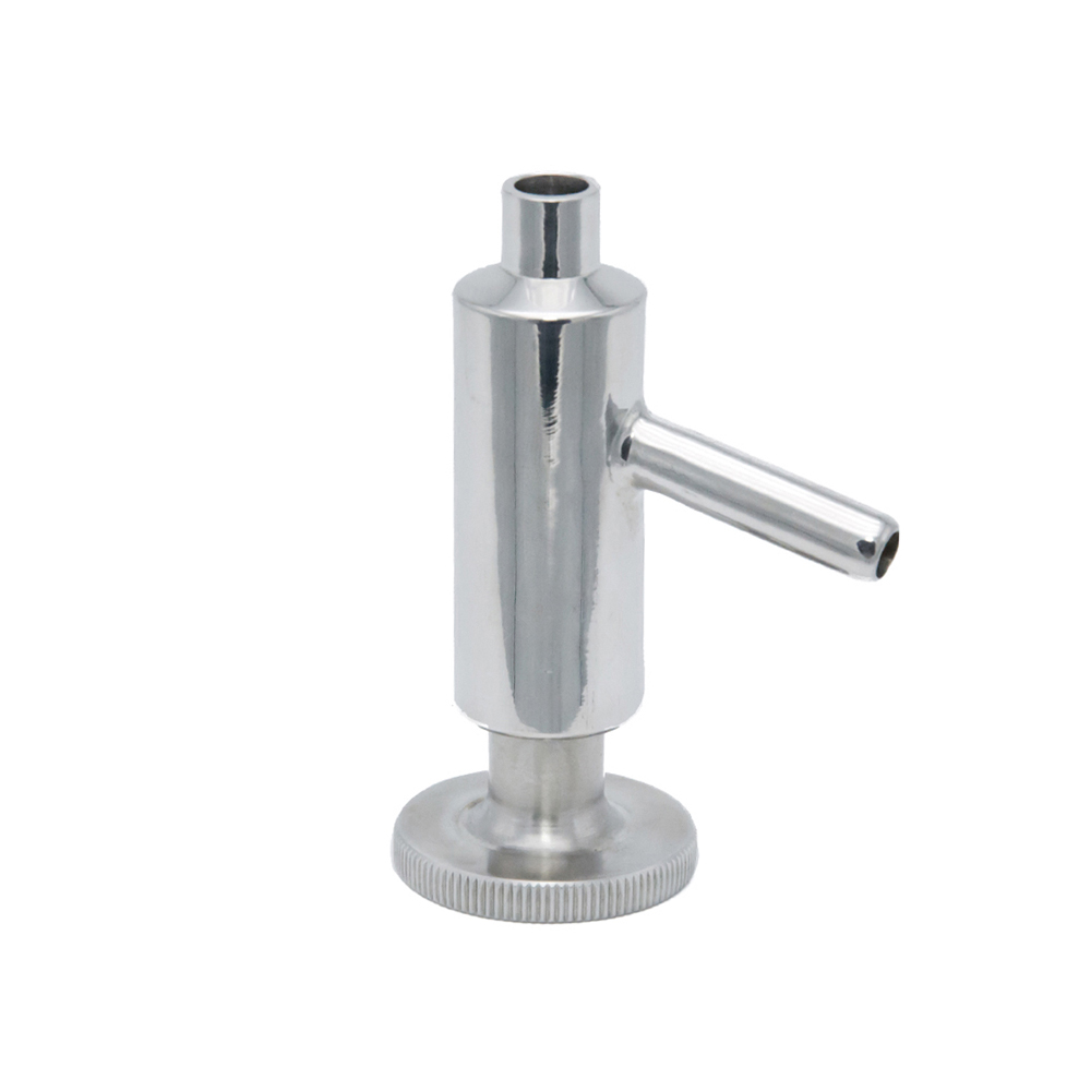 "1/2"" Sanitary Stainless Steel Weld Sampling Valves"