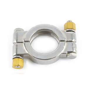 Sanitary Stainless Steel High Pressure Clamp Ferrule Assembly