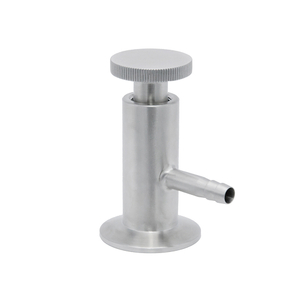 Sanitary Hygienic Stainless Steel Tri Clamp Sampling Valve