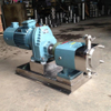 Sanitary Stainless Steel Gear Constant Speed Lobe Pump