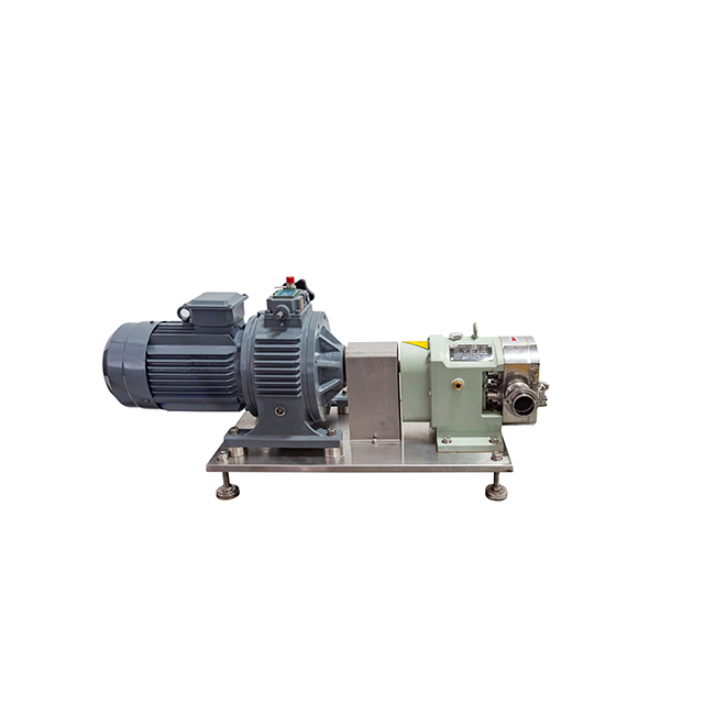 Best Price Sanitary Stainless Steel Rotor Lobe Pump