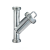 Sanitary Stainless Steel Y Type Clamp Filter Strainer