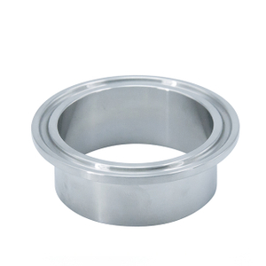 21.5MM Sanitary Stainless Steel Pipe Fitting Clamp Ferrule