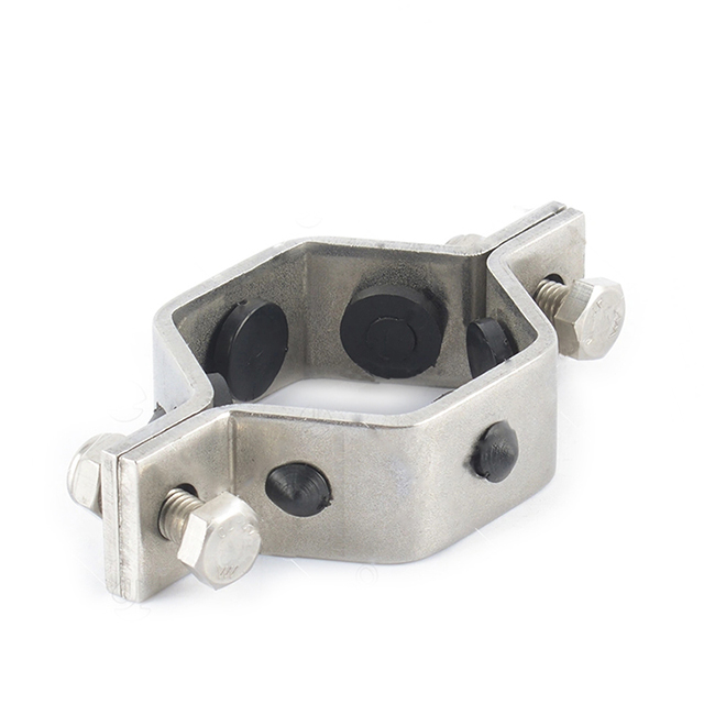 TH4 Sanitary Stainless Steel Gasket Hexagon Pipe Holder