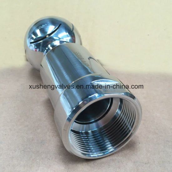 BSPP Female Thread 360 Spray Rotary Tank Cleaning Nozzles