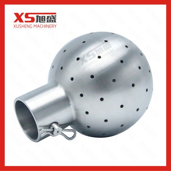 Stainless Steel 304 Pin End Static Spray Ball