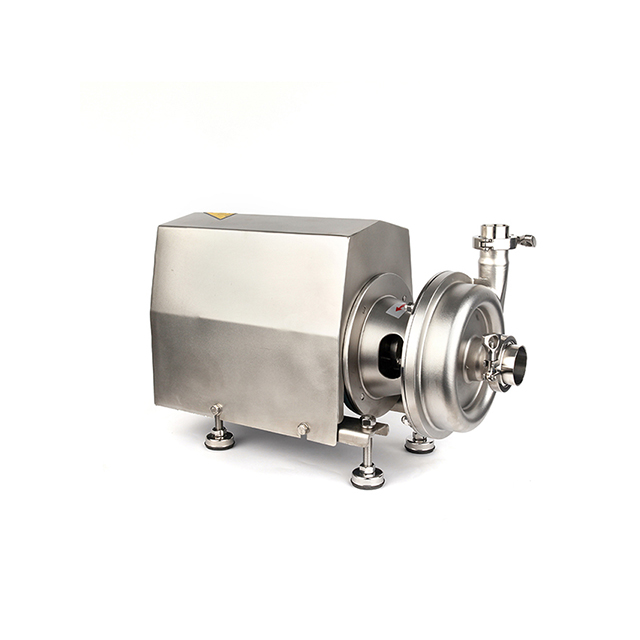 China Sanitary CIP Stainless Steel Centrifugal Pump Price