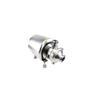 Sanitary Electric Stainless Steel Self Priming CIP Pump
