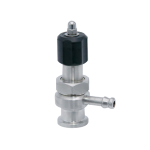 Sanitary Stainless Steel Mini Manual Clamp Sampling Valve
