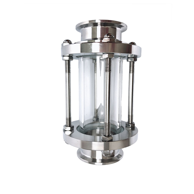 Sanitary Stainless Steel Electricity LED Light Sight Glass