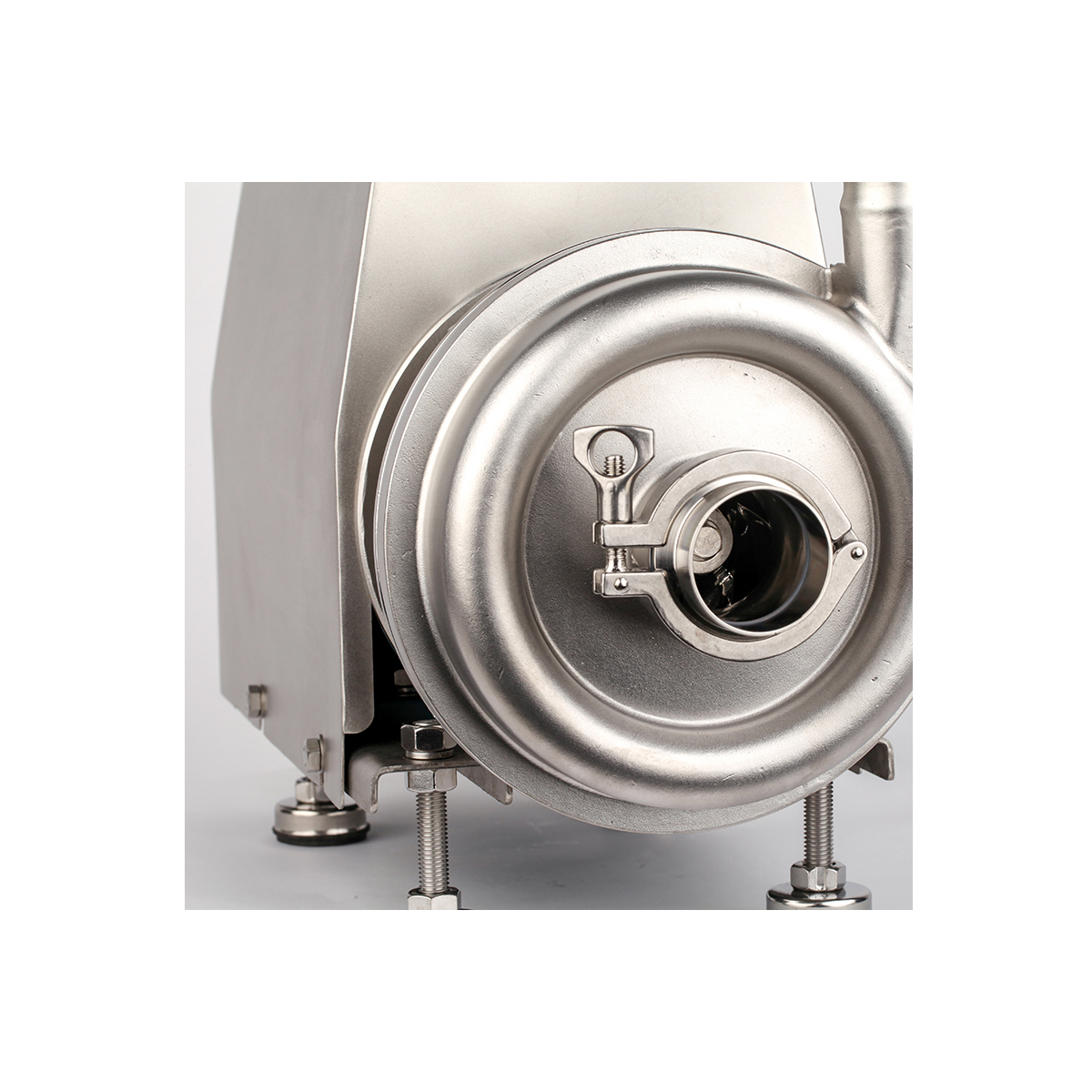 15KW KSCP-30-60 High Purity Sanitary Stainless Steel Centrifugal Pump
