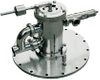 Stainless Steel Sanitary Tank-top Safety Assembly