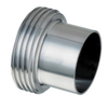 Sanitary Stainless Steel Short Type Liner For Union