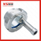 Sanitary Stainless Steel Light Indicator Sight Glass
