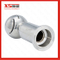 "1"" Ss304 Tri Clamp Sanitary Rotating Cleaning Ball"