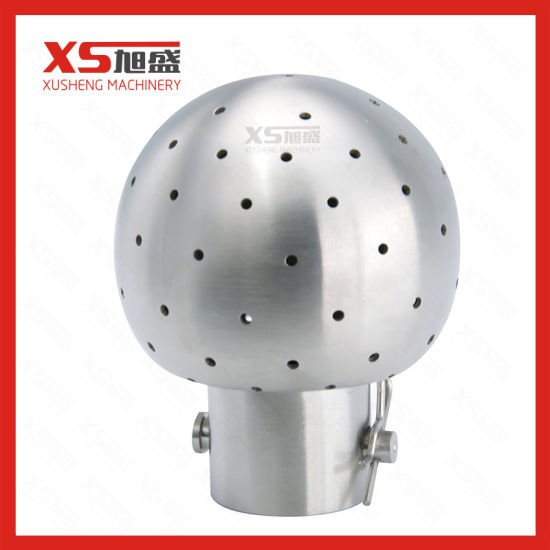 "1"" Stainless Steel Ss304 Ss316L Food Grade Hygienic Spray Ball"