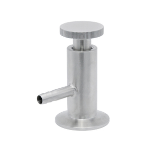 Sanitary Stainless Steel Ordinary Clamp Sampling Valve