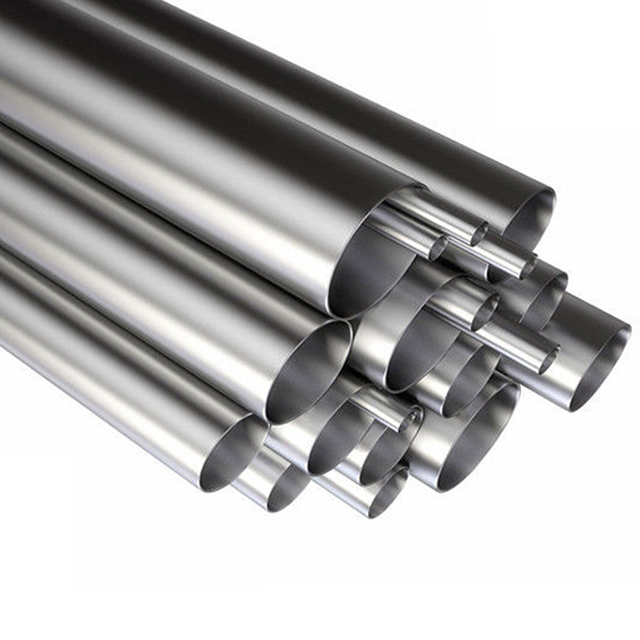 Hygienic Stainless Steel Mirror Polishing Seamless Pipe Tube