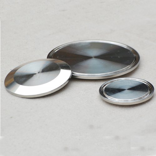 Stainless Steel Sanitation Ss304 Solid End Cap