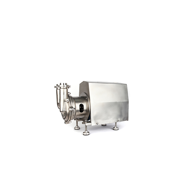 Sanitary Return System Stainless Steel Self-Priming CIP Pump