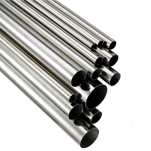 Hygienic Stainless Steel Mirror Polishing Round PipeTube
