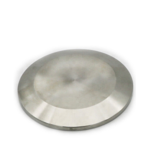 Sanitary Stainless Steel Pipe Fitting Solid End Cap
