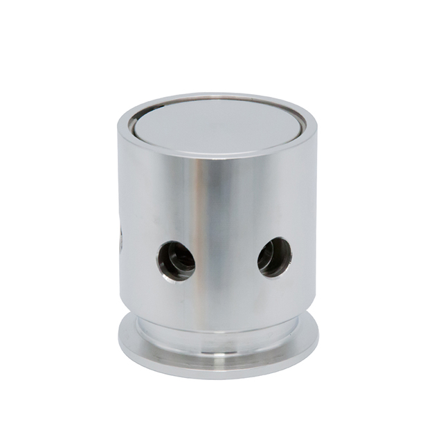Sanitary Stainless Steel Adjust Pressure Relief Safety Valve