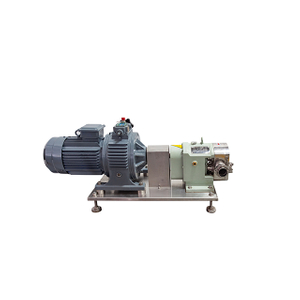 ZB3A-160 18.5KW Sanitary Hygienic Stainless Stainless Lobe Rotor Pump