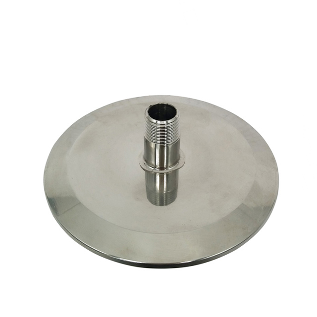 Sanitary Stainless Steel Clamp Type Blind End Cap