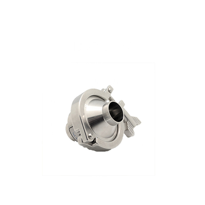 Sanitary 316L Stainless Steel Welding Spring Check Valve
