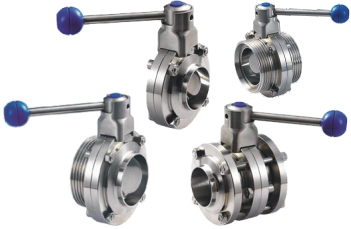 What Can We Expect from Sanitary Butterfly Valves?
