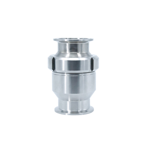 SS304 Stainless Steel Sanitary Tri Clamp Check Valves