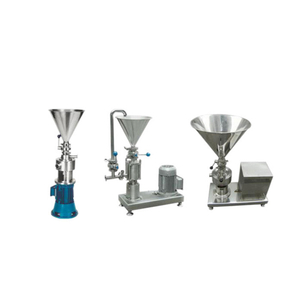 Sanitary Stainless Steel Solid Liquid Mixing Pump Blender